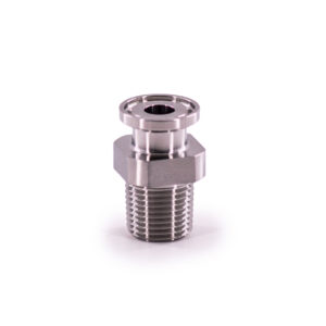 BioPharm Tri-Clamp x Male NPT Adapter