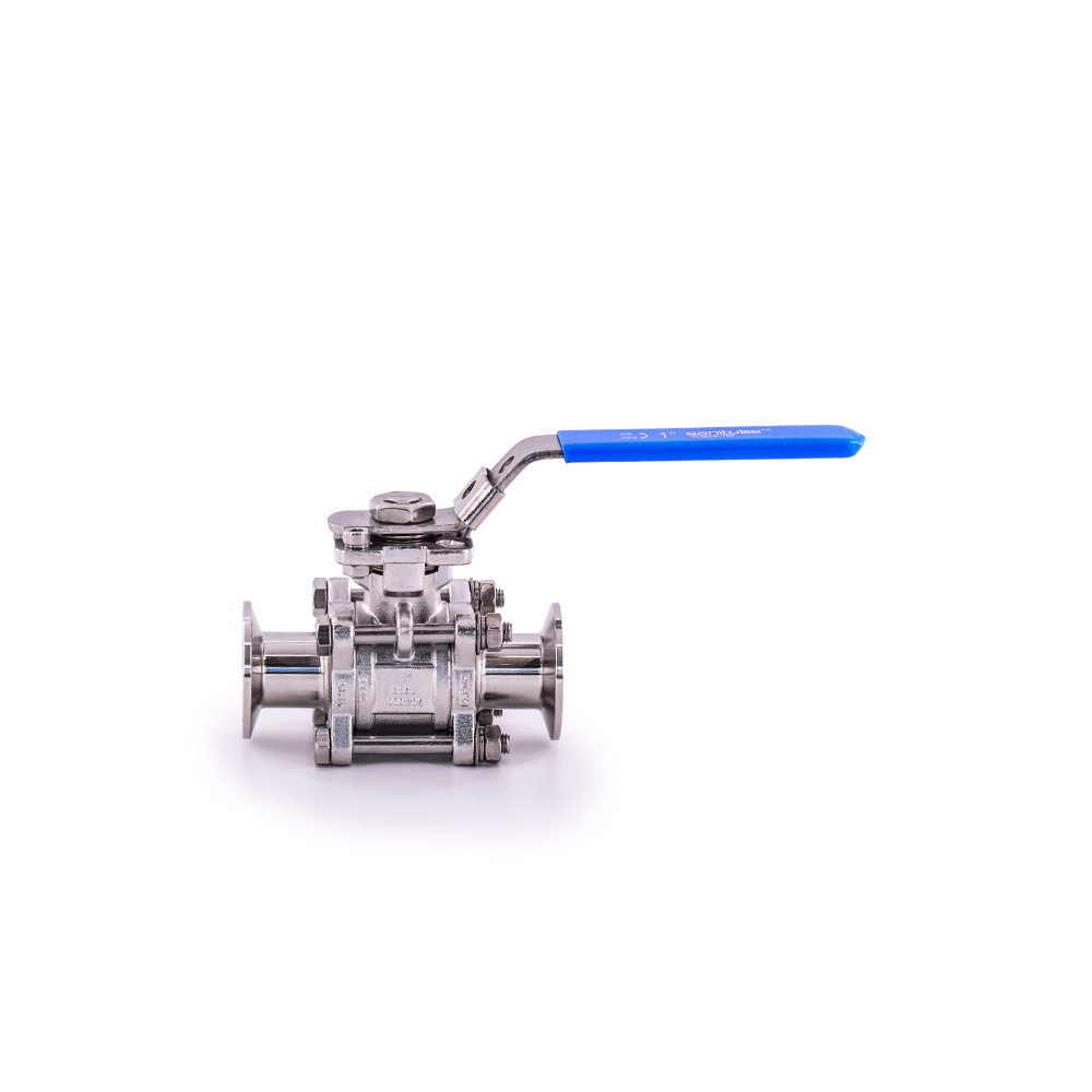 Tri-Clamp Butterfly Valve